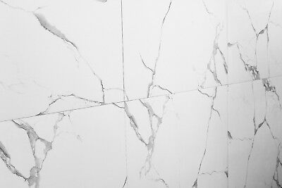 Calacatta Marble Look Porcelain Tile 800X800mm