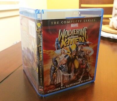 Wolverine and the X-Men: The Complete Series [Blu-ray] Free Shipping