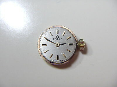 OMEGA 650 Watch Movement Vintage 1960
