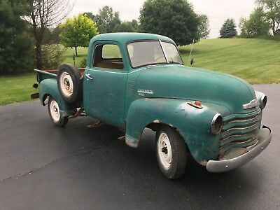 1949 Chevrolet Other Pickups  1949 Chevy truck.  short bed, 3 on the tree