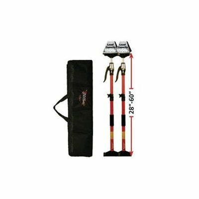 Carbinet Jack Upper 3rd Hand Support Poles System 2-pack Kit Other Tools