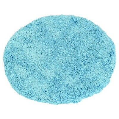 "7-8"" Round Soft Microfiber Buffing Bonnet Pad for Polish Polishing Buffing Buff"