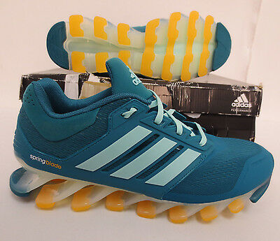 1eed412e8abd ADIDAS SPRINGBLADE DRIVE Womens Shoes Size 9.5 Running Gym Walking New  C75668 -  139.95