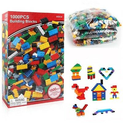 1000 Piece Building Blocks Toy Set Lego Compatible
