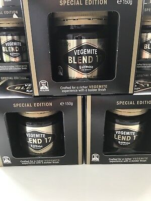 Vegemite Blend 17 Special Edition - Australian Food - Free shipping
