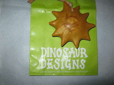 Dinosaur Designs Jewellery Starfish Resin Keyring/ Pendant Bnwot