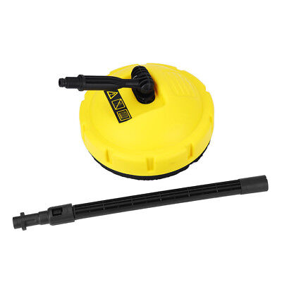 150 T Racer Patio Cleaner Head Pressure Washer Attachment Kit for Karcher T150