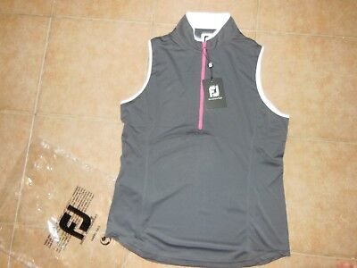 FootJoy Women's Lightweight  Vest Sz-M  Brand New 100%Authentic