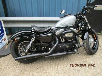 Harley Davidson XL1200X 48 immaculate