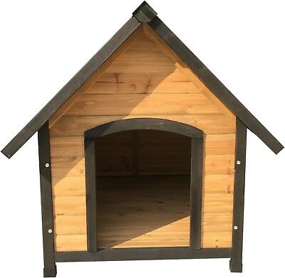 New Wooden Extra Large Pet House Dog Kennel
