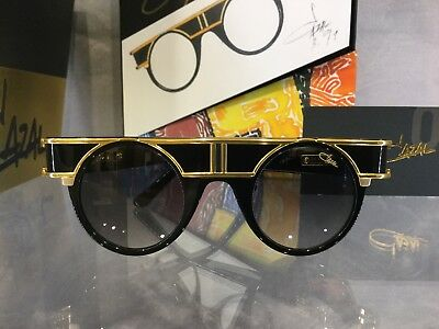 f1783442ec01 Cazal Legends 002 CARI ZALLONI Sunglasses Gold 24kt Limited Edition  N°060 999