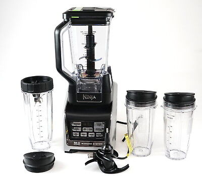 Nutri Ninja BL682Z Blender System with Auto-IQ and Cups