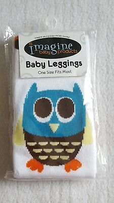 NEW!!! Baby Girl OWL Tights one size  Adorable!! ♡GIFT♡   FREE SHIPPING