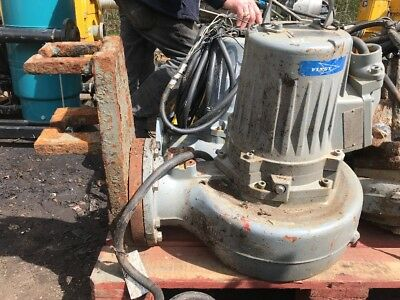 Flygt 3127.190 5.9 Kw Electric Submersible Pump (W1)