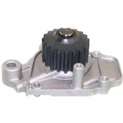 New Front Water Pump Assembly Fits 1988-95 Honda Civic Del Sol Sedan Reph313508