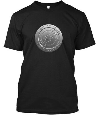 Electroneum To The Moon! - Etn Moon Hanes Tagless Tee T-Shirt