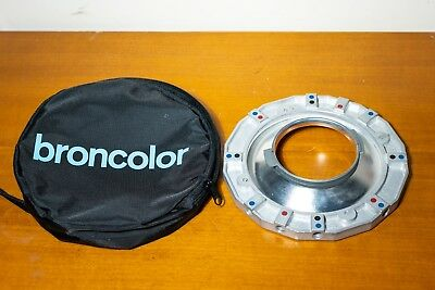 Broncolor Speedring for Broncolor Flash Systems (eg Siros L) Softbox B-33.401.00
