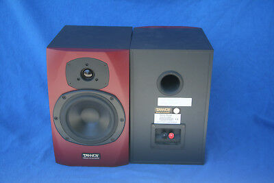 Two Tannoy Reveal Speakers.  Hardly Used.