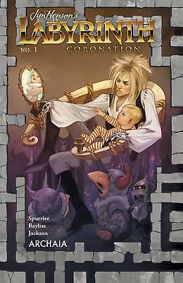 JIM HENSON LABYRINTH #1 Coronation Main Boom Comics NM 2018