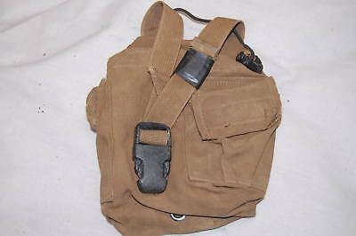 Usmc Molle Ii 1 Quart Canteen General Purpose Pouch Coyote Brown Nice Shape Usgi