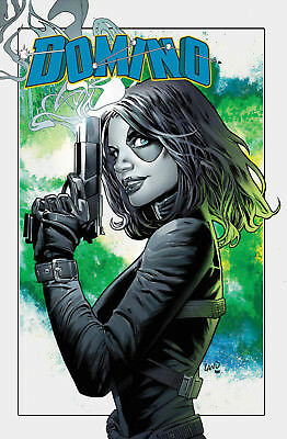DOMINO #1 Gail Simone Greg Land 1st Print Marvel Comics NM 2018