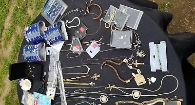 Large Lot of Costume Jewelry - Includes New and Vintage Pieces
