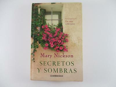 Secretos Y Sombras - Mary Nickson 2008