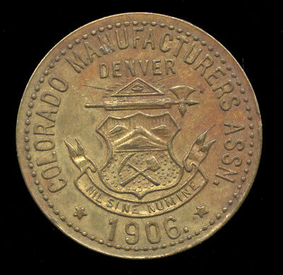 Denver, CO  Colorado ... 1906 Manufacturers Assn. (T-808-303*)