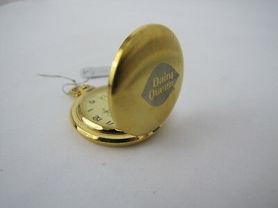 Dairy Queen Collectible Pocket Watch by Calibri