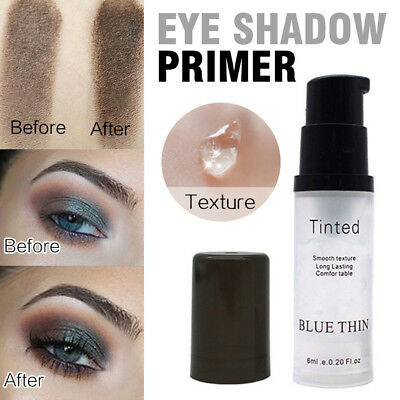 6ml Eyeshadow Primer Base Liquid Cream Long Lasting Makeup Cosmetic Natural