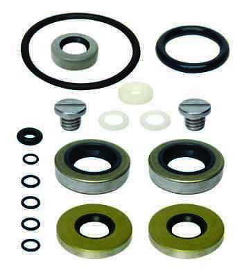 Gearcase Seal Kit For Johnson Evinrude 8, 9.9 and 15 hp 1974 - 2007   396350