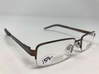 56f9795c00 Kenneth Cole Reaction Eyeglasses Demo Lens Flexhinge Kc742 Bronze 53-17-140  8080