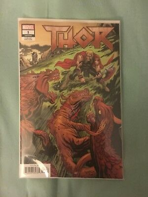 Thor 1 2018 James Harren 1:10 Incentive Connecting Hammer Variant Nm