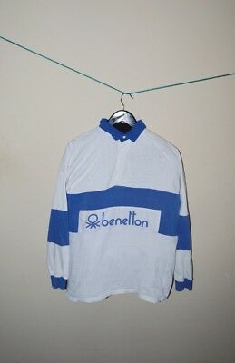 united colors of benetton vintage Rugby