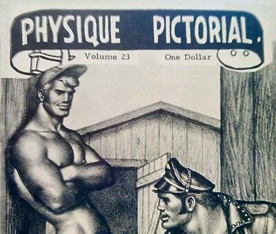 Tom of Finland- Physique Pictorial volume 23 gay interest