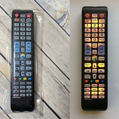 Replace BN59-01179A Backlit Buttons Remote Control For Samsung LCD LED Smart TV