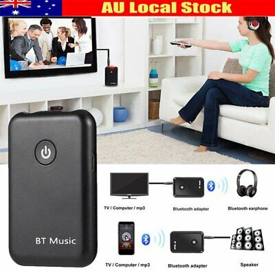 2in1 Bluetooth 4.2  Audio Receiver Transmitter Stereo Audio Adapter for HIFI TV