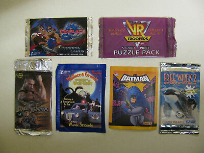 Trading Cards Games Collection Beyblade Wallace & Gromit Batman Street Fighter