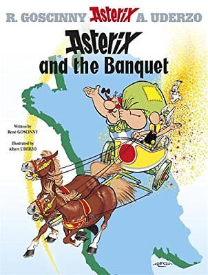 Asterix and the Banquet: Album #5 (Asterix (Orion Paperback)) (Bk. 5) New Paperb