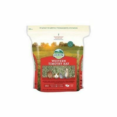 Oxbow Western Timothy Hay  (2.55kg) (Pack of 4)