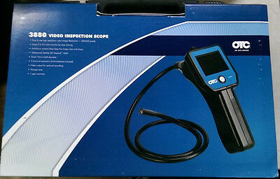 Otc 3880 Video Inspection Scope 731413546952