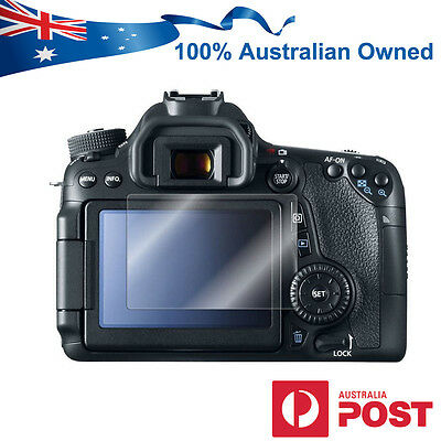 LCD Screen Protector Guard for Canon EOS 800D 80D 70D 7DII DIGITAL CAMERA OZ