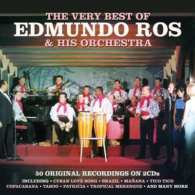Edmundo Ros & His Orchestra - The Very Best Of 2Cd