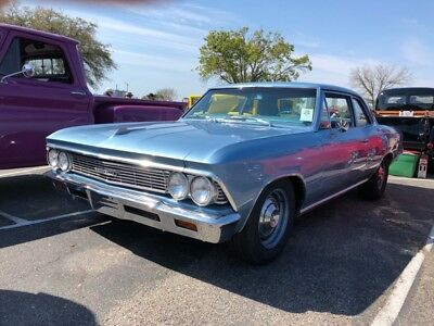 Chevelle -Malibu post-Mint Condition 4 Speed FROM SOUTH CAR 1966 Chevrolet Chevelle for sale!