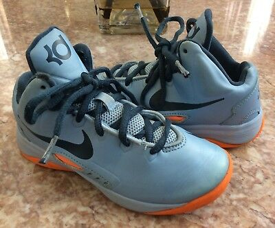 new style 4eeed 85449 Nike KD V (PS) Boy s Youth Ice Blue Basketball Shoes Size 12C  555642