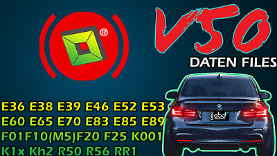 BMW SP DATEN Files For WinKFP, Tool32, NCS Expert V47