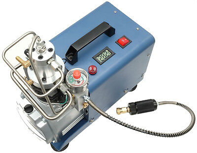 300Bar PCP Airgun compressor / Air rifle or paintball gun compressor /UK version