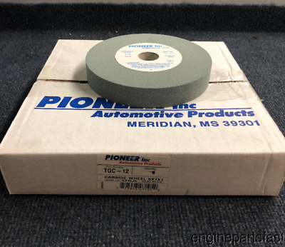 """Pioneer Grinfing Wheel For Carbide Tools 6"""" x 1"""" , 1"""" Arbor"""
