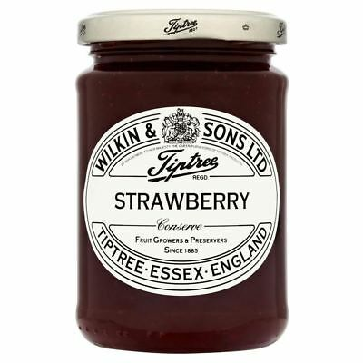 Tiptree Strawberry Conserve (340g) - Pack of 2