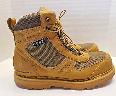5010eb30ec5 UNDER ARMOUR WORK / Utility Lindig 6 Composite Steel Toe Boots Size 14